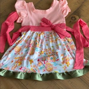 Other - Boutique Baby Girl Spring Dress